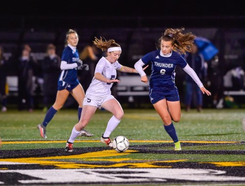 Maeve McNeil leads Skaneateles to Class B girls soccer semifinal win (62 photos)