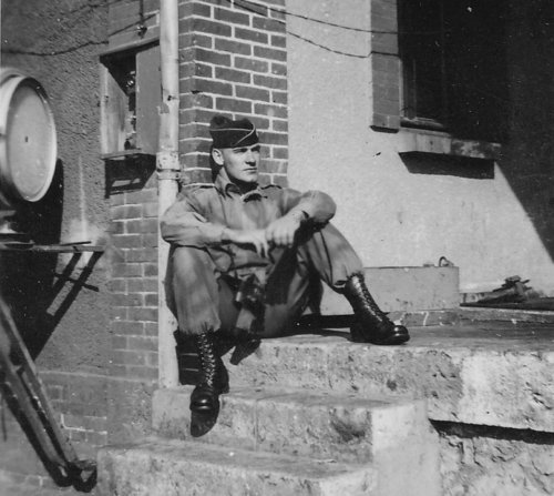 A WWII paratrooper captured the war in 100s of photos, they will soon be available to the world