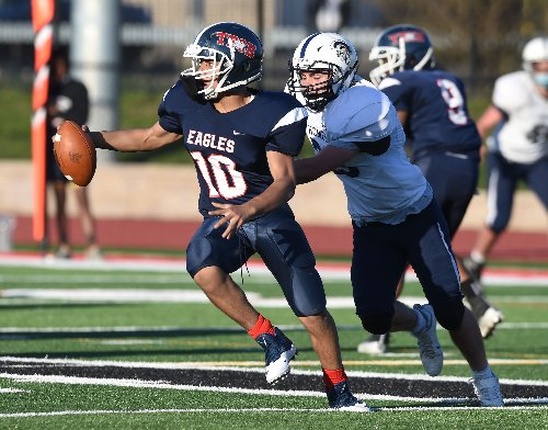 HS football roundup: ITC stuns Marcellus with last-second victory
