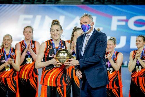 Breanna Stewart wins EuroLeague championship, adds another MVP honor