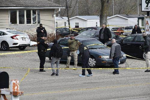Suspect apprehended in shooting that killed at least 3 at Wisconsin tavern
