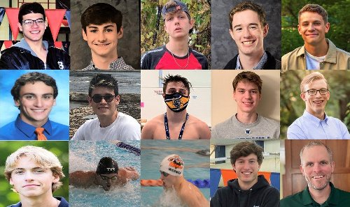 Meet the 2021 All-CNY boys swimming and diving team