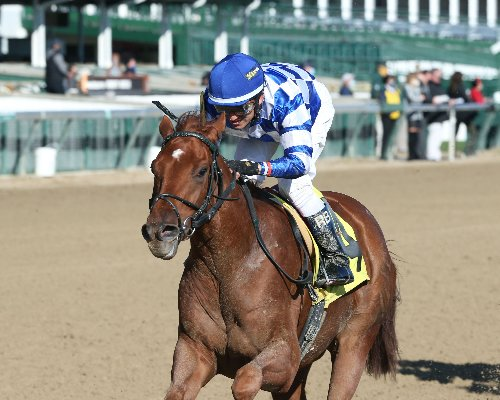 Horse co-owned by CNY's Adam Weitsman and Jim Boeheim headed to Kentucky Derby