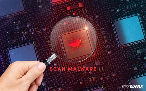How To Scan Windows For Malware?