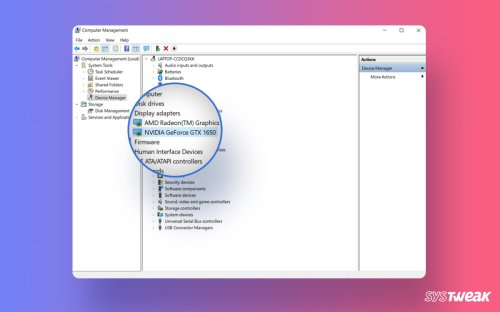 How To Update Graphics Driver On Windows 10