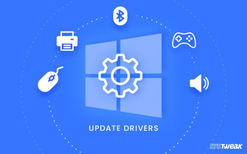 How To Update Drivers On PC – Windows 10, 8, 7
