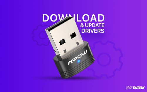 How To Download & Update MPOW Bluetooth Driver