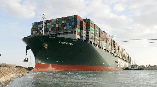 Sorgt die Suez-Blockade jetzt noch für leere Regale bei Lidl?