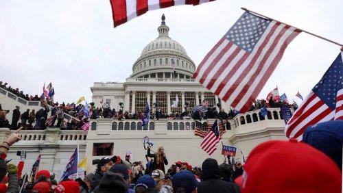 Bericht enthüllt neue Details zum Sturm des Kapitols