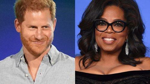 Oprah Winfrey und Prinz Harry machen Doku-Serie