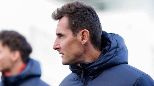 FC Bayern München: Miroslav Klose kritisiert Umgang bei Bayern