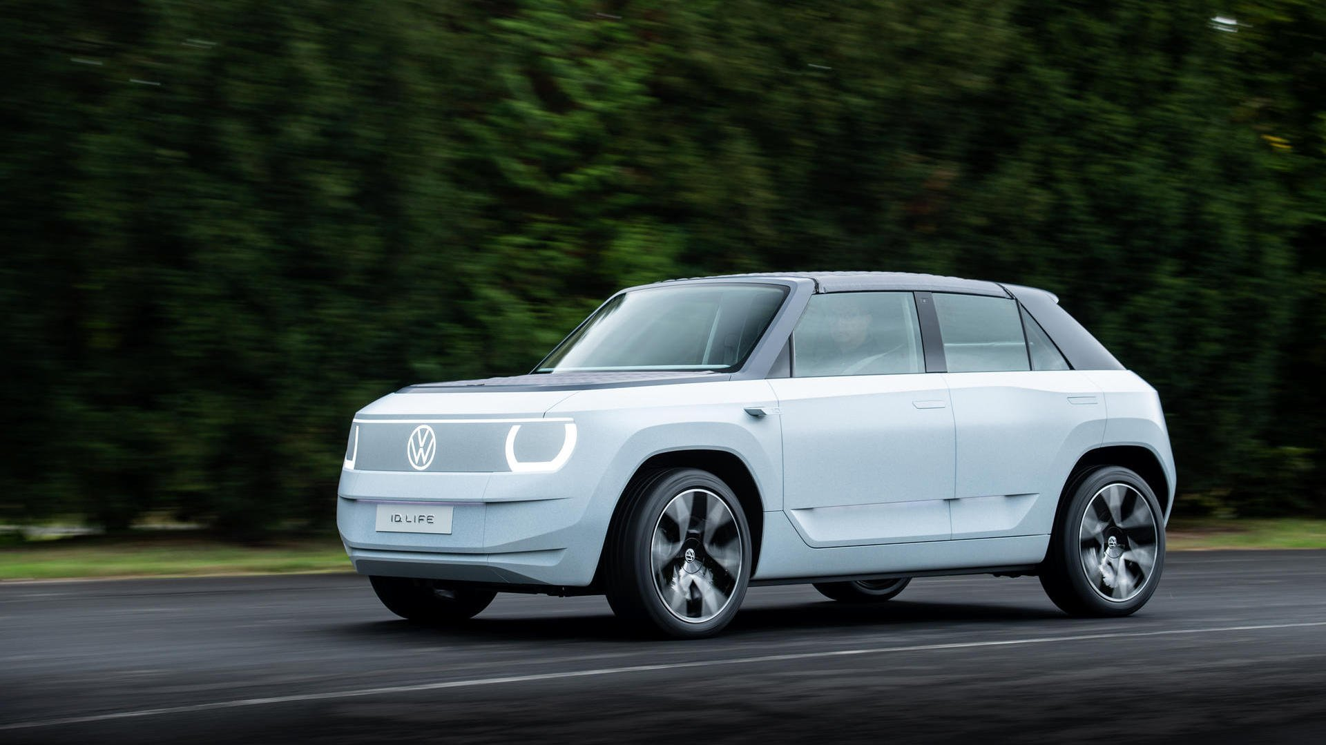 Neuer ID Life: VW enthüllt sein billigstes E-Fahrzeug