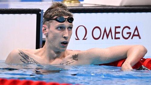 Wellbrock holt Schwimm-Medaille für Deutschland