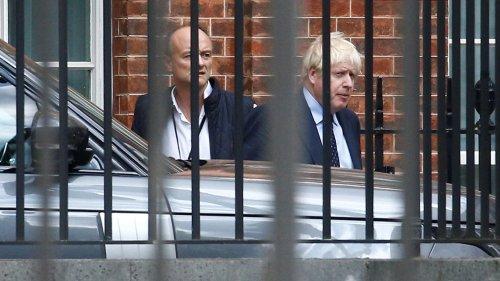 """""""Tote hauptsächlich alle über 80"""", soll Johnson gesagt haben"""