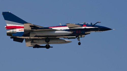 25 chinesische Kampfjets in Taiwans Luftraum gemeldet