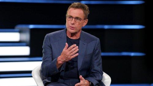 Ex-Bundesliga-Trainer Rangnick wird TV-Experte