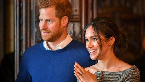 Royal Family: Update wegen Harrys und Meghans Tochter