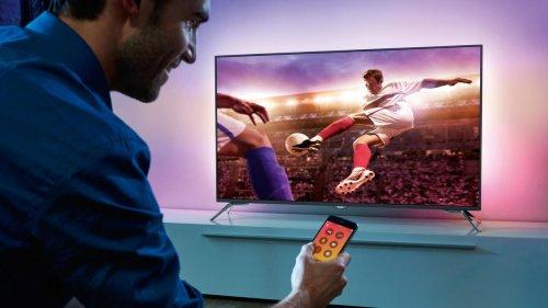 Für unter 500 Euro: 4K-Fernseher von Philips heute zum Bestpreis