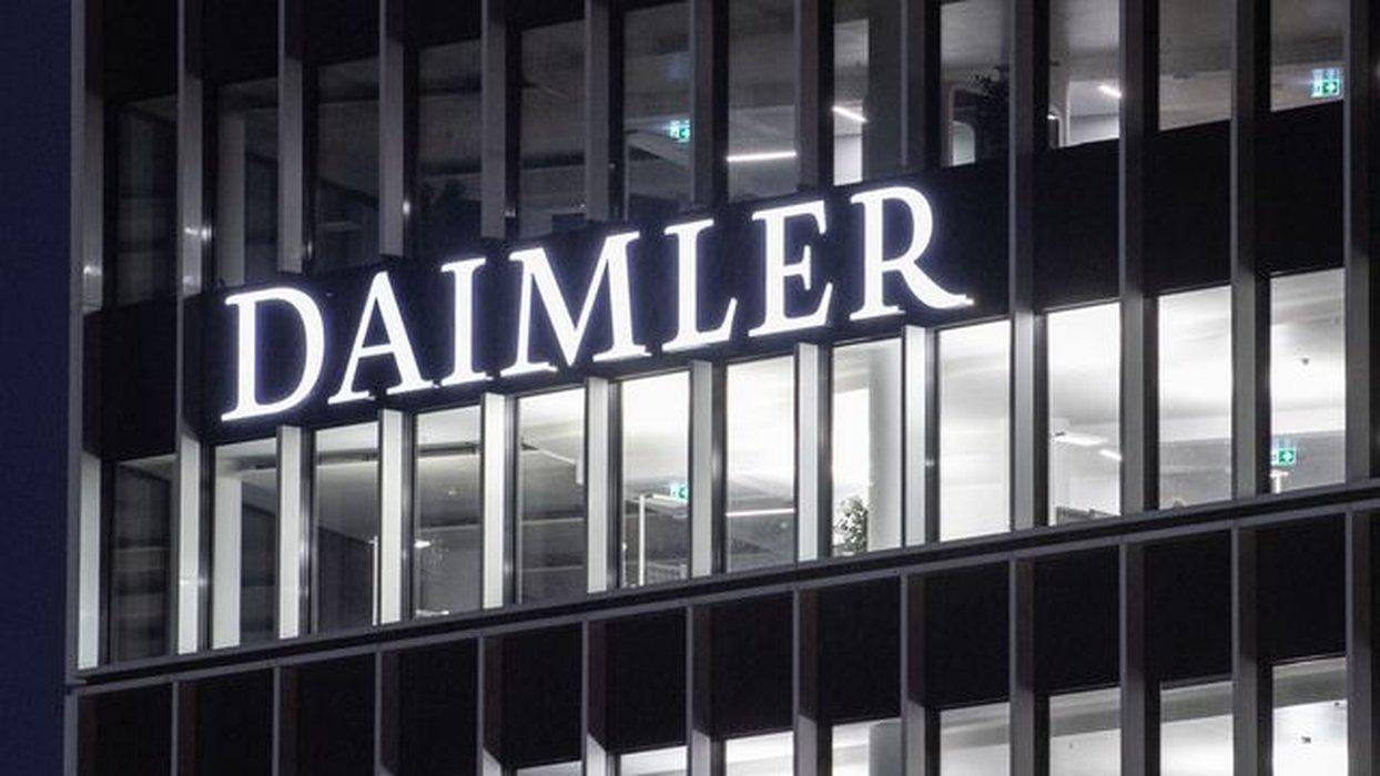 Auch Daimler verabschiedet sich vom Verbrennungsmotor