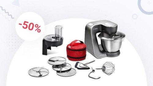 Bosch-Küchenmaschine Mum5 so günstig wie nie zuvor