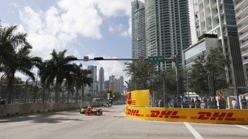 Formel 1 in den USA: Neue Strecke in Miami wird wahrscheinlicher