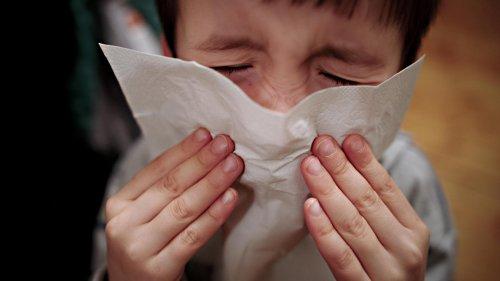 Vermehrt Infekte bei Kindern erwartet