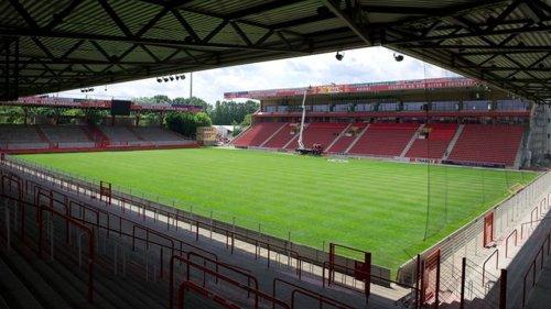 Bundesliga - Klarheit für Union: Keine 18.000 Zuschauer im Stadion