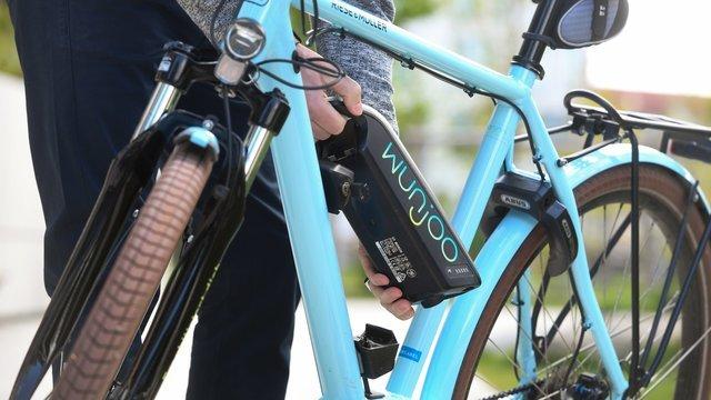 Vorsicht beim Aufladen! E-Bike-Akkus können zur Gefahr werden