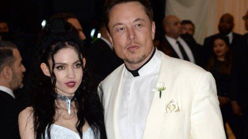 Grimes und Elon Musk haben sich getrennt