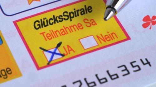 10.000 Euro monatliche Sofortrente bei der Glücksspirale