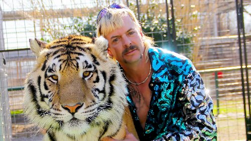Tiger-King Joe Exotic will wegen Krebs entlassen werden