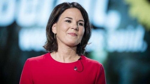 """Annalena Baerbock zu umstrittenen Buchstellen: """"Das war mein Fehler"""""""