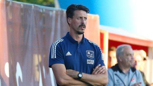 SpVgg Unterhaching: Sandro Wagner mit Remis bei Trainerdebüt