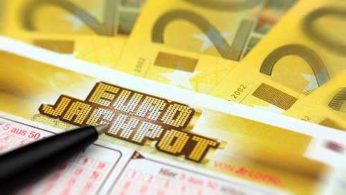 62 Millionen beim Eurojackpot am Freitag