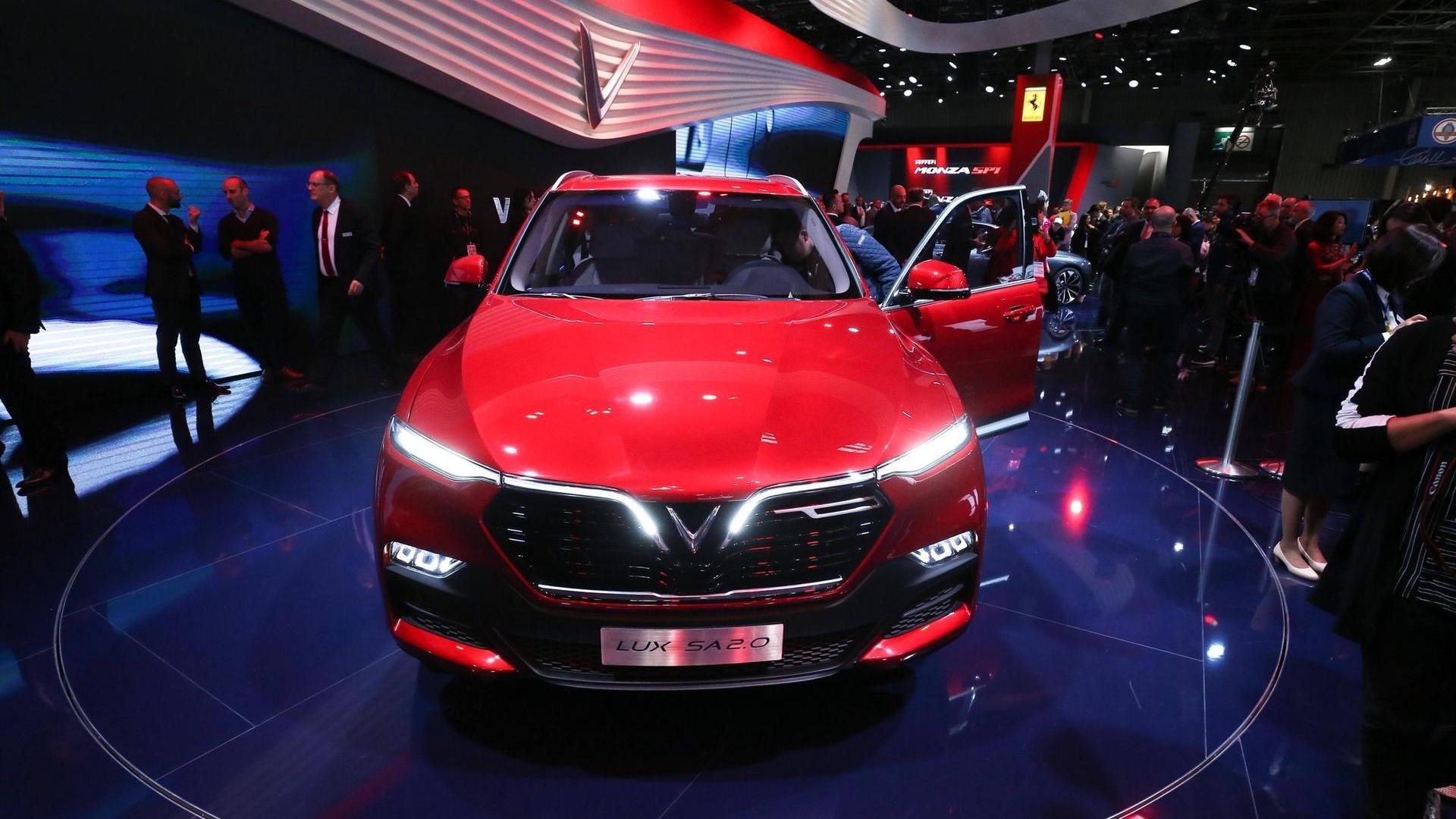 Vinfast kommt 2022 mit E-Autos nach Europa