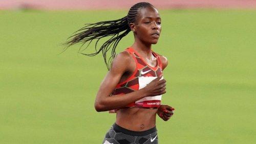 Sie lief bei Olympia: Weltrekordlerin aus Kenia ist tot