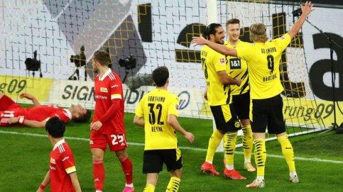 30. Bundesliga-Spieltag: BVB und Wolfsburg auf Kurs - Werder verliert gegen Mainz