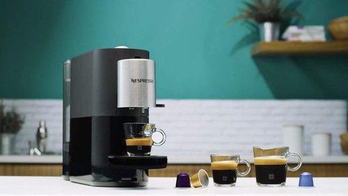 Küchen-Deals: Nespresso Kapselmaschine von Krups im Set zum Spitzenpreis