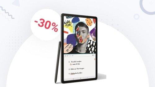 Cyberport Orange Week: Samsung-Tablet zum historischen Tiefpreis sichern