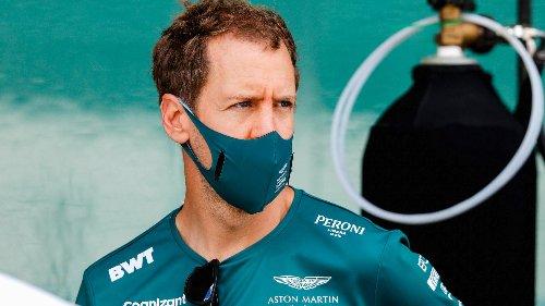 Startet Sebastian Vettel jetzt mit Aston Martin durch?
