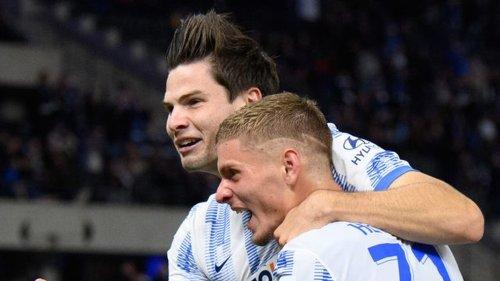 Bundesliga am Freitag: Hertha besiegt Fürth - Ekkelenkamp mit schnellem Tor-Debüt