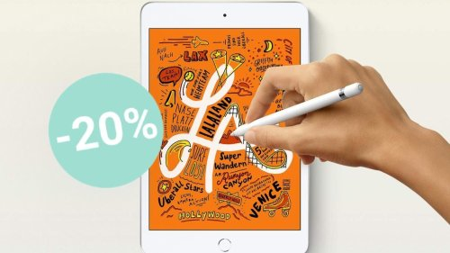 Apple iPad Mini bei Media Markt und Saturn radikal reduziert - jetzt zugreifen!