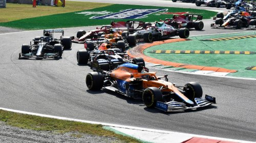 Wildes Rennen in Monza: Ricciardo schafft die Überraschung
