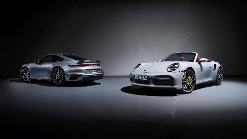 Porsche 911 Turbo S: Der Sportwagen kommt April 2020