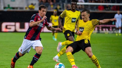 BVB: Borussia Dortmund überzeugt bei Testspielsieg gegen Bologna