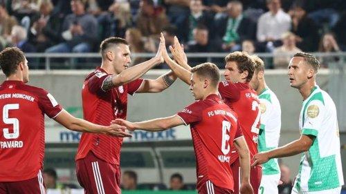 Dank BVB und Wolfsburg: Bayern München festigt Tabellenspitze vor Kiew-Spiel