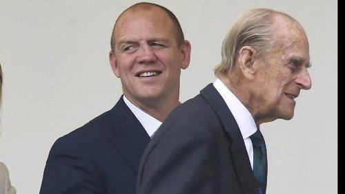 Mike Tindall teilt rührende Erinnerung an Prinz Philip