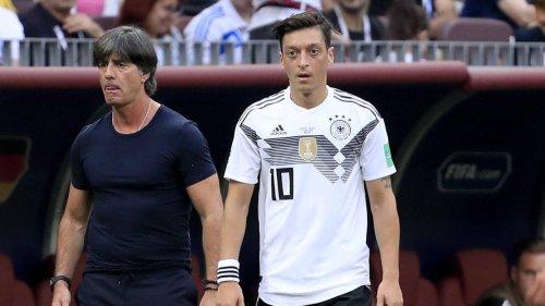 Drei Jahre nach DFB-Beben – Özil geht auf Löw zu