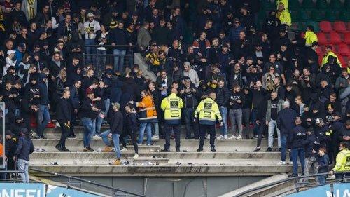 Eredivisie: Teil von Tribüne in Nijmegen stürzt unter Siegestaumel ein