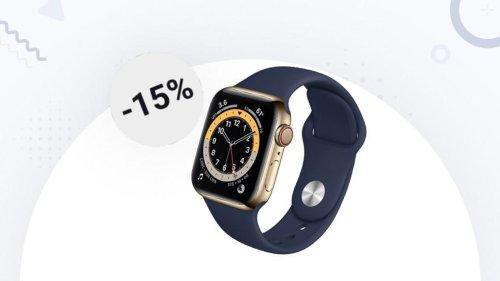 Apple Watch Series 6 so günstig wie noch nie bei Amazon